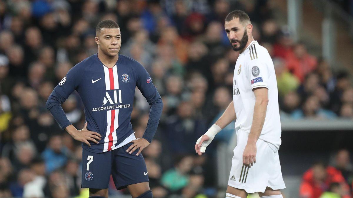 Kylian Mbappé és Karim Benzema: vajon a Real Madridnál is csapattársak lesznek?