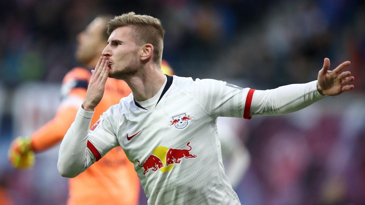 RB Leipzig, abandonată de Timo Werner