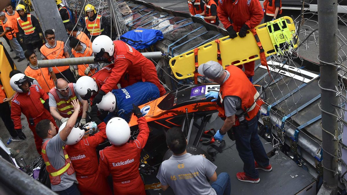F3 driver Sophia Floersch vows to return after horror crash