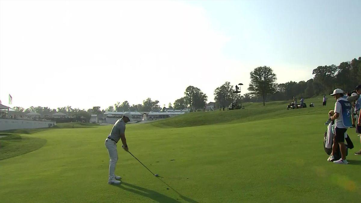 PGA Golf Bmw championship Day 1 : Highlights