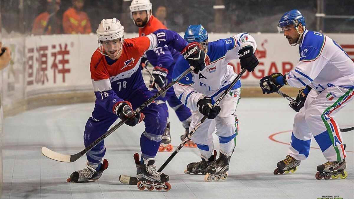 Maxime Langlois - Roller Hockey