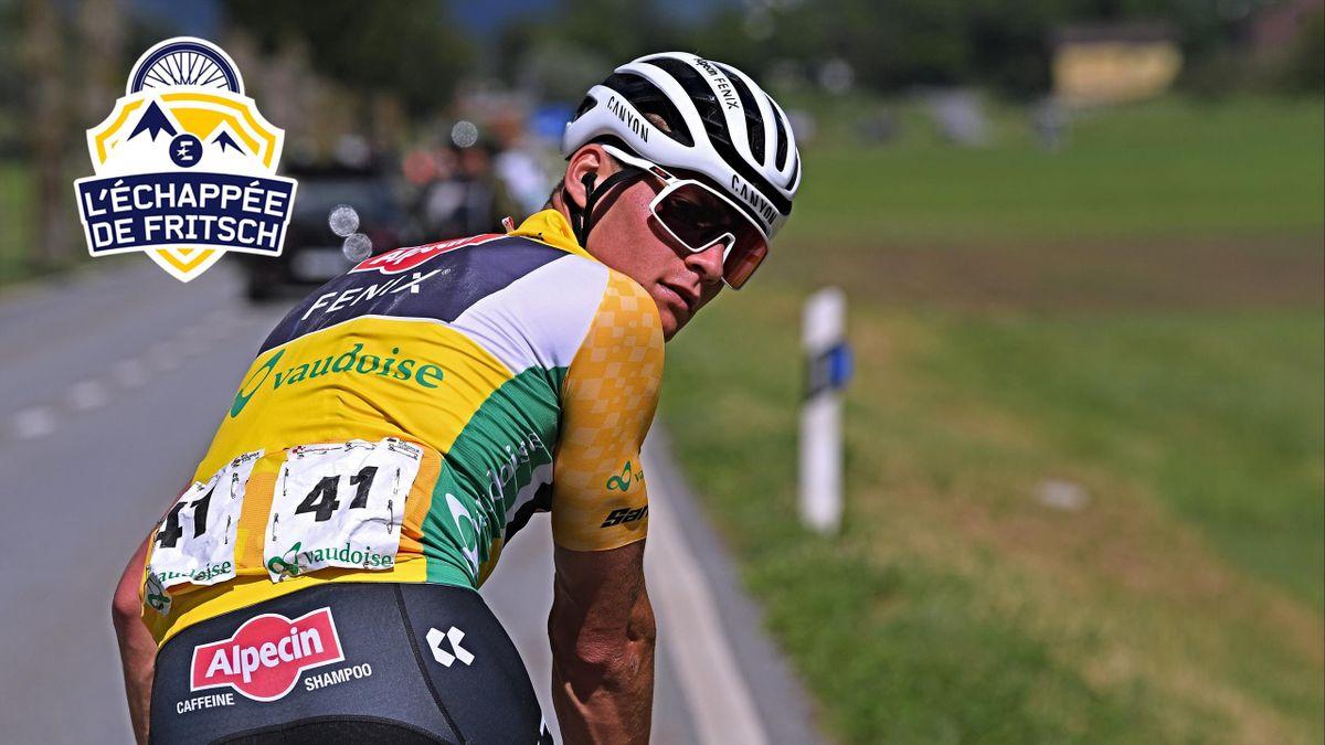Van der Poel et Alaphilippe en jaune, Bouhanni et Cavendish lèvent les bras : les paris de Fritsch