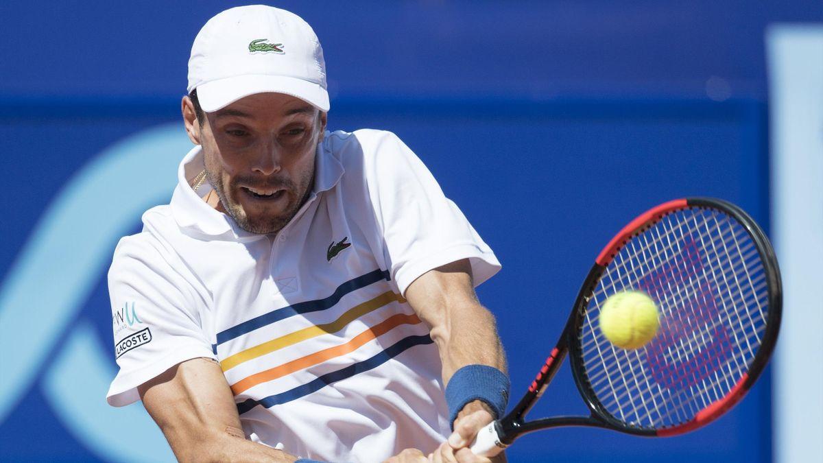 Roberto Bautista cae en la final del torneo ATP de Gstaad
