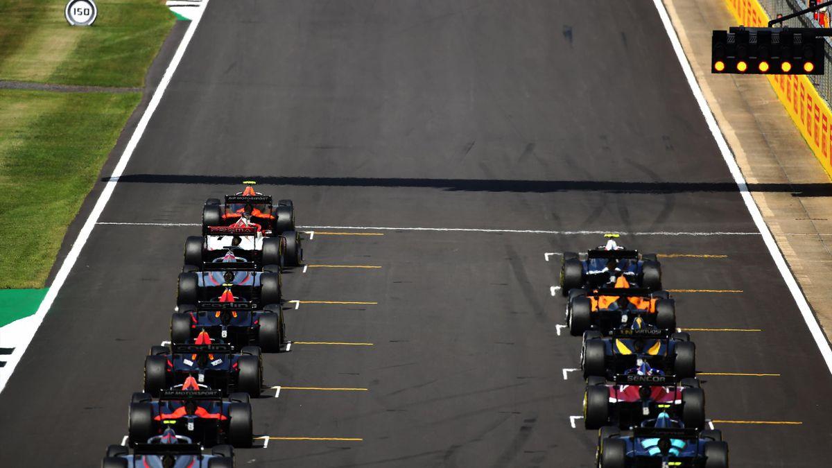 A Silverstone la F1 si prepara a scoprire la Sprint Race, Getty Images
