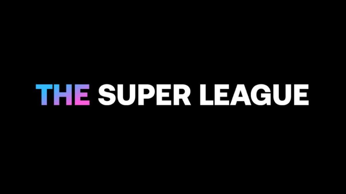 Il logo della nuova Superlega