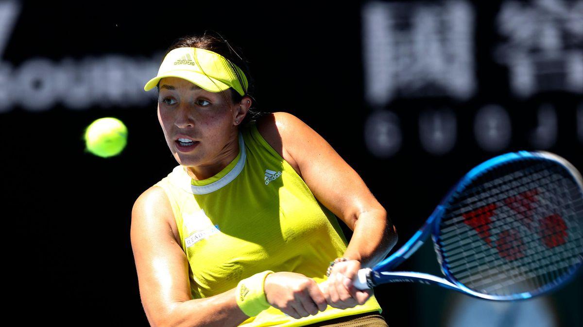 Jessica Pegula   Tennis Australian Open   ESP Player Feature