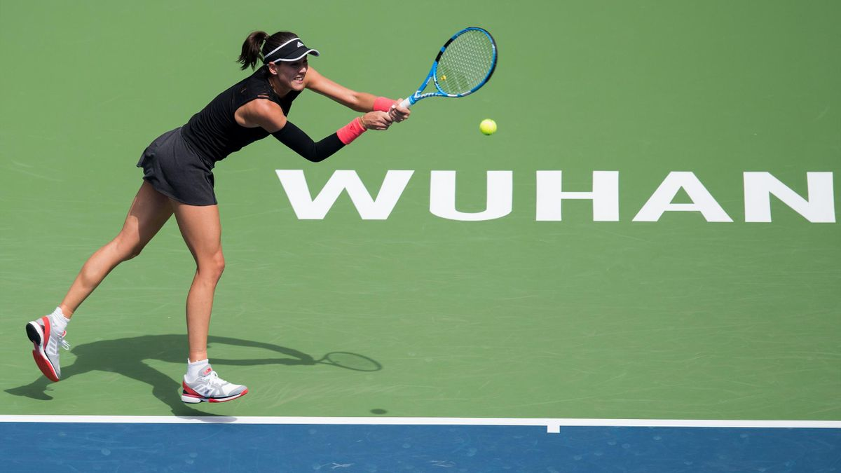 Garbiñe Muguruza (WTA Wuhan)