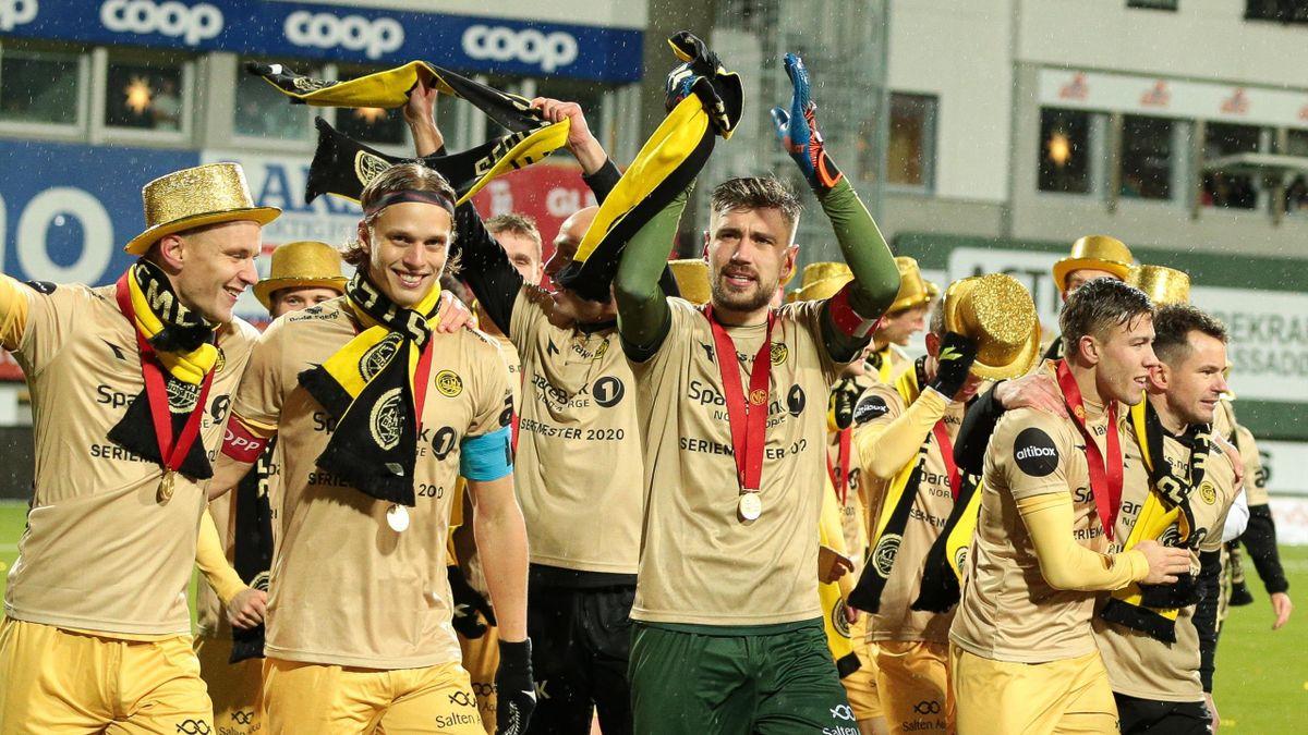 Bodø/Glimt - Seriemestere 2020.
