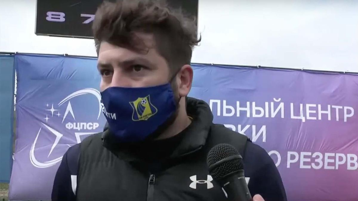 Виктор Зубченко