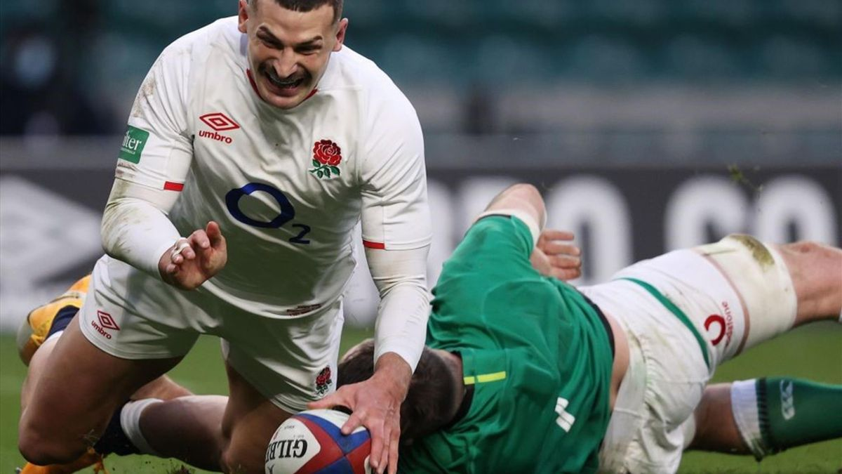 England-Ireland - Autumn Nations Cup 2020 - Getty Images