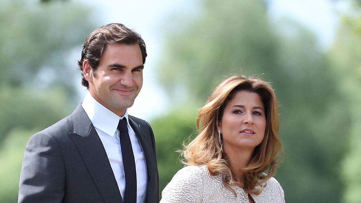 2017, Roger Federer, Mirka Federer, LaPresse