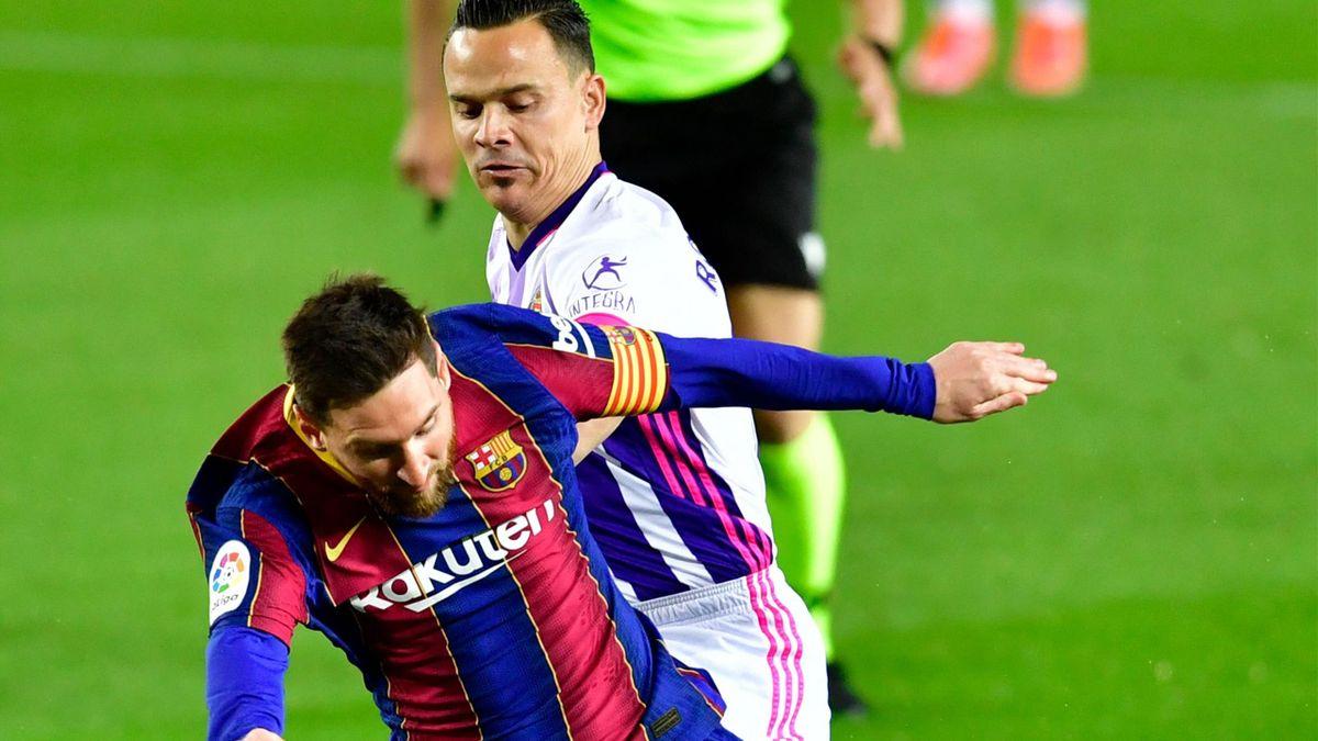Lionel Messi - FC Barcelona vs. Real Valladolid