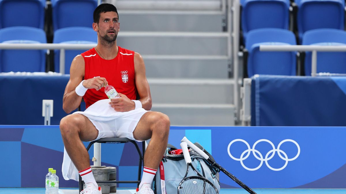 Novak Djokovic peilt Gold in Tokio an