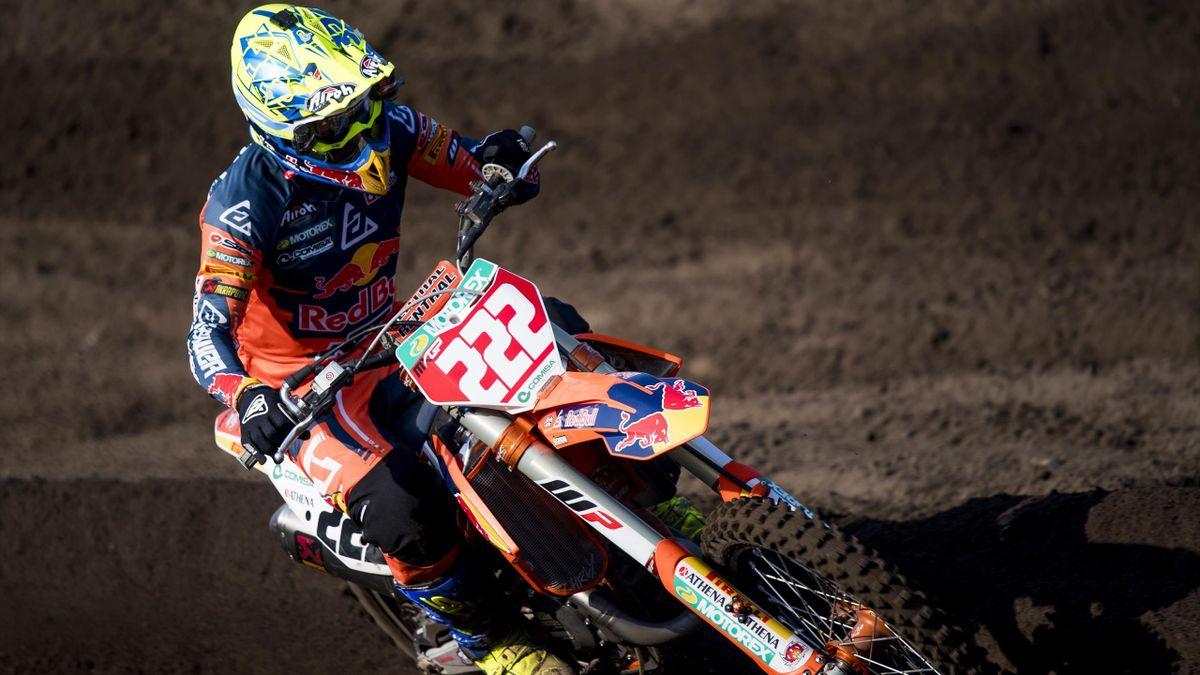 Antonio Cairoli - Motocross MXGP Dutch Grand Prix