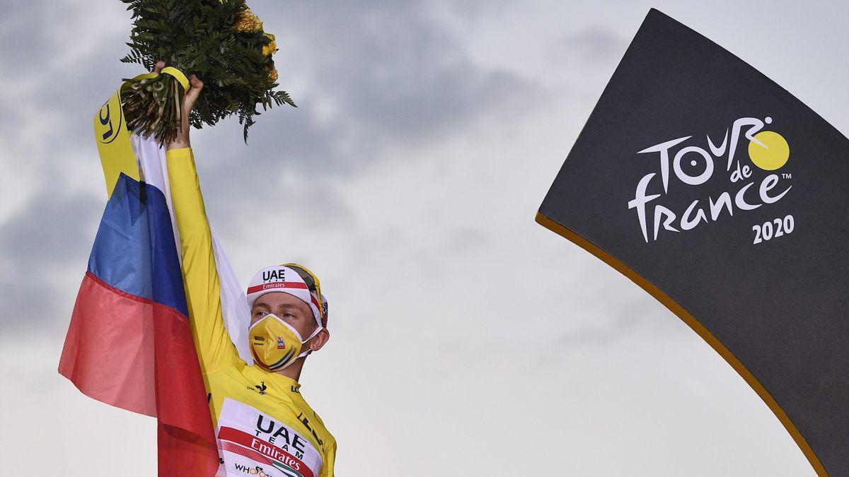 Tadej Pogacar a câştigat Turul Franţei 2020