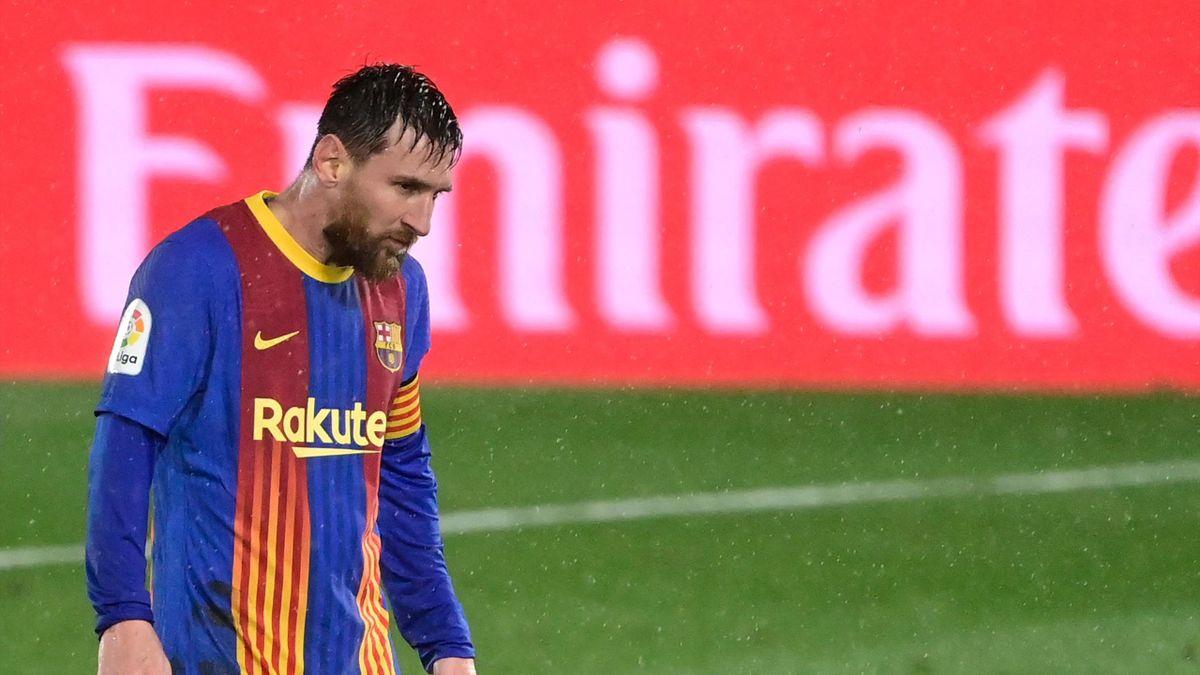 Lionel Messi, «Barcelona»
