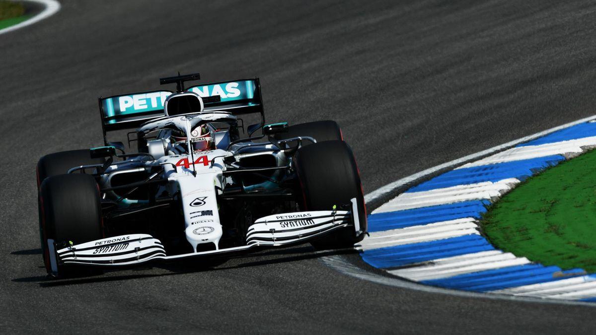 Lewis Hamilton in der Formel 1