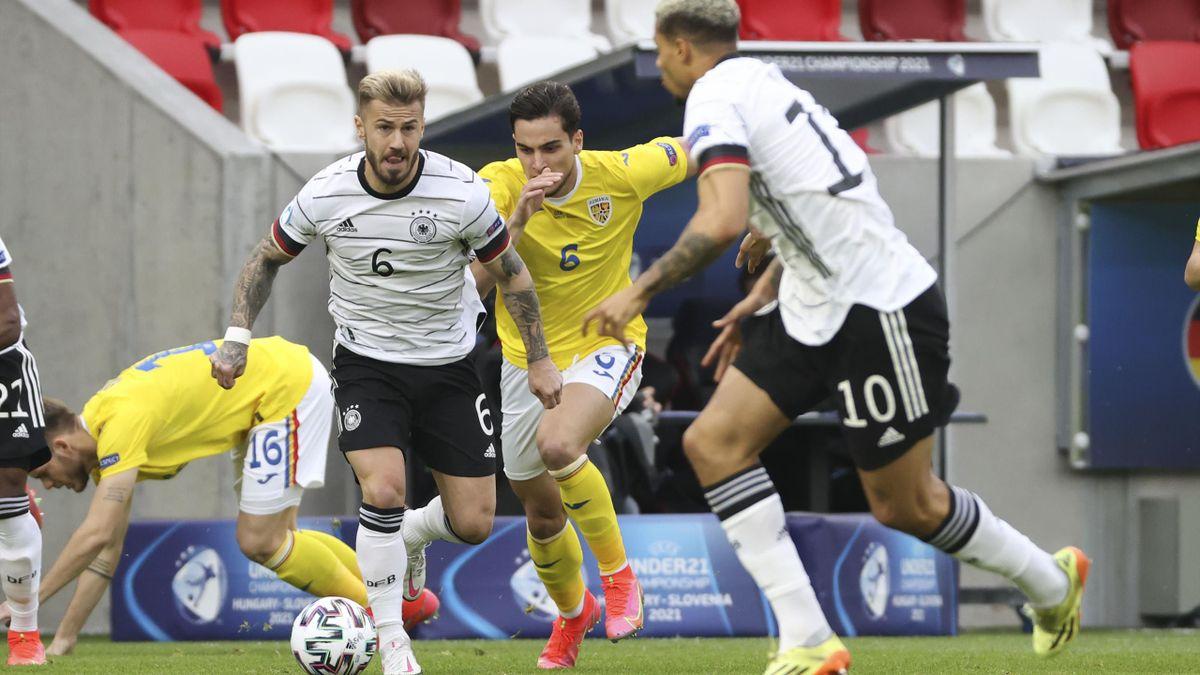 Euro U21   Germania - România