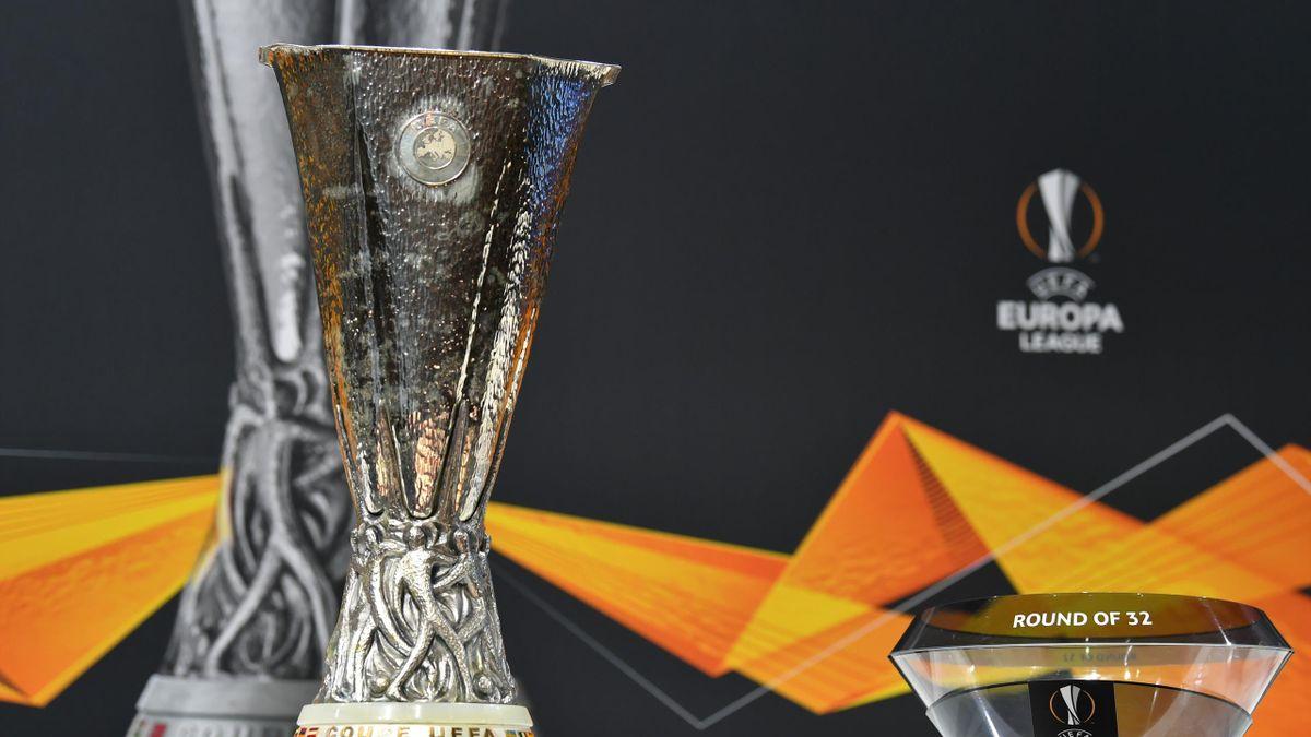 Football UEFA Europa League - Draw UK