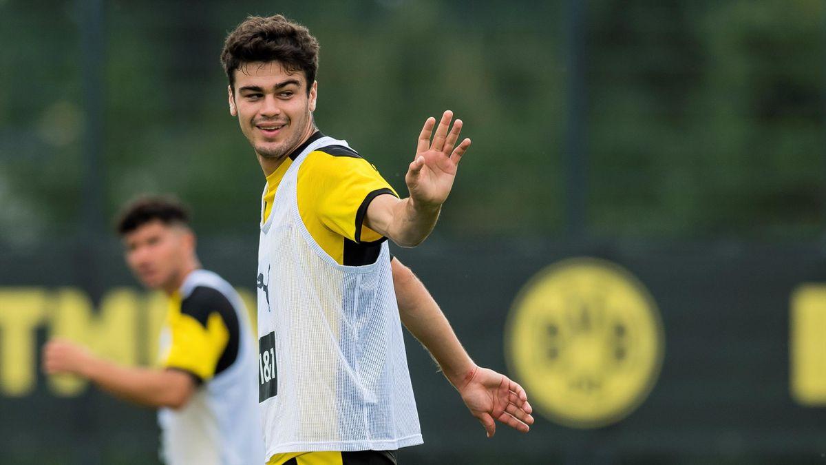 Giovanni Reyna / Borussia Dortmund