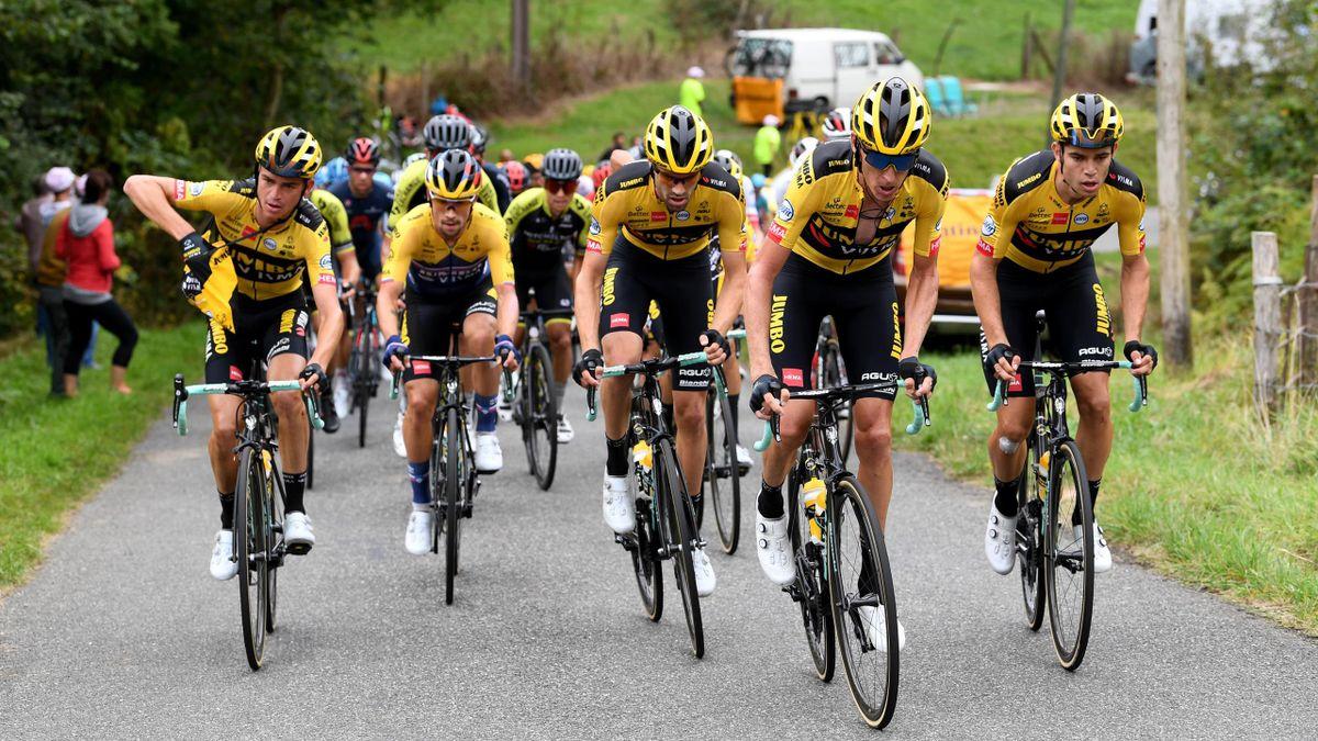 Jumbo Visma are cea mai puternică echipă pentru Vuelta 2020