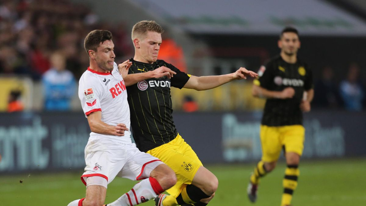 Köln schlägt Borussia Dortmund