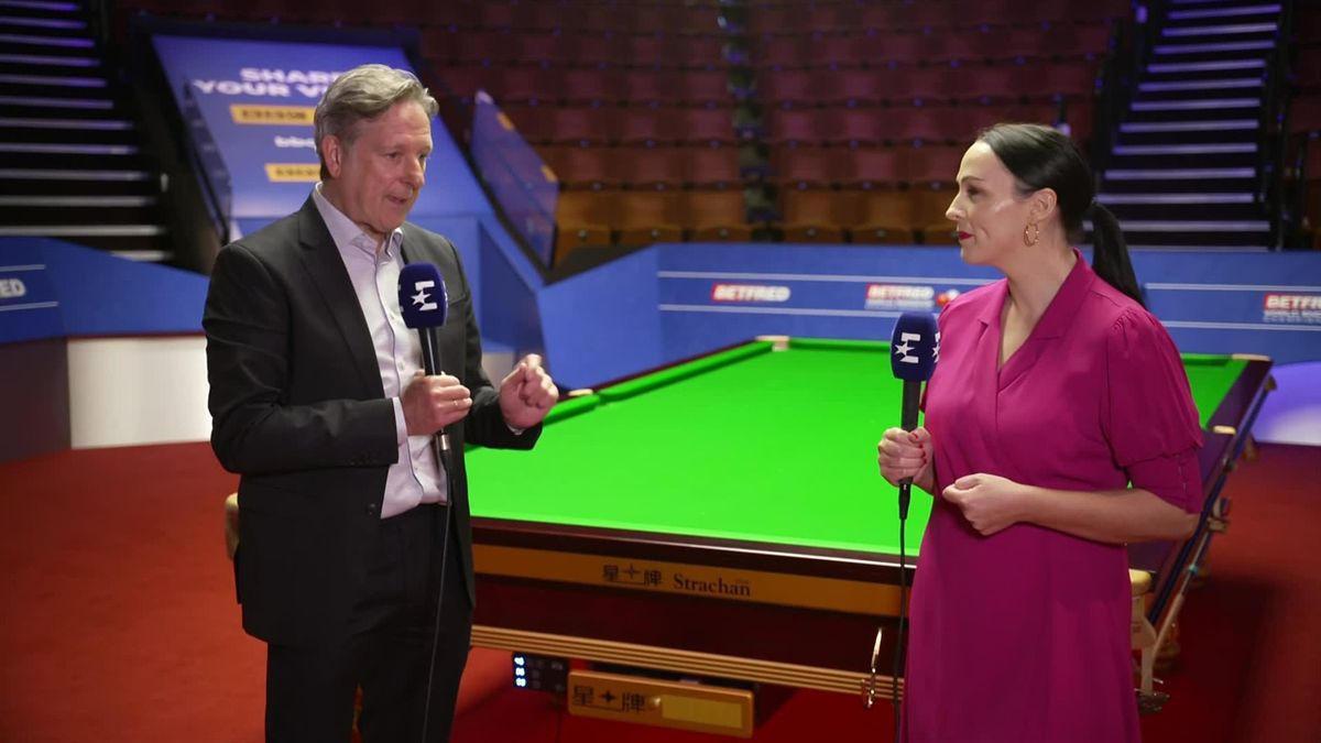 'Unusual, to say the least' - Chris Henry on coaching BOTH Selby and Murphy