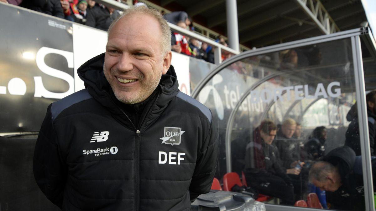 Odds trener Dag Eilev Fagermo