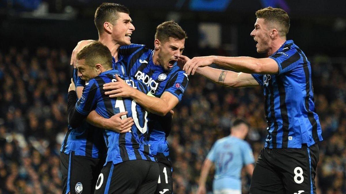 Malinovskyi - Manchester City-Atalanta - Champions League 2019/2020 - Getty Images