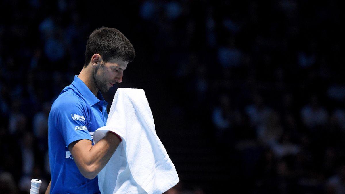 Novak Djokovic, Getty Images