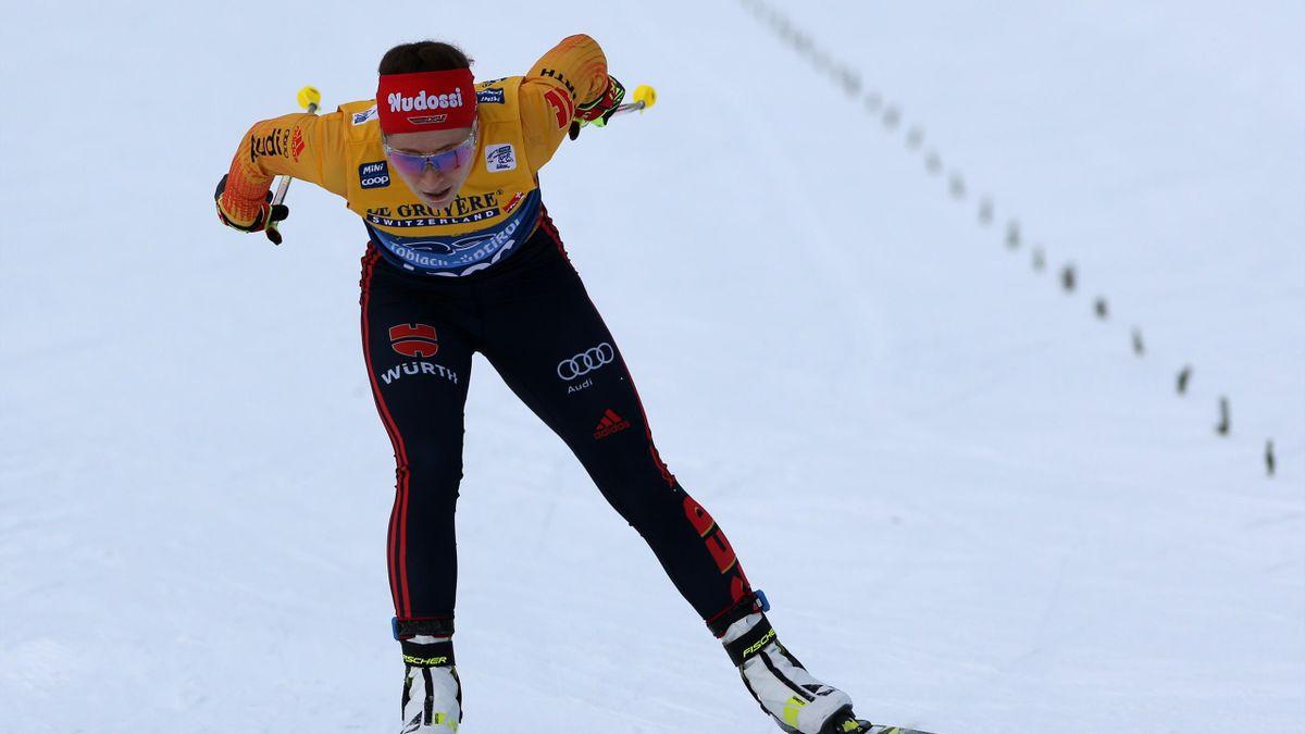 Katharina Hennig lief in Nove Mesto noch auf Rang elf