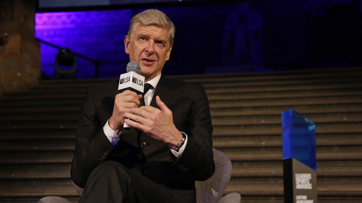 Arsene Wenger, legendarul manager al lui Arsenal