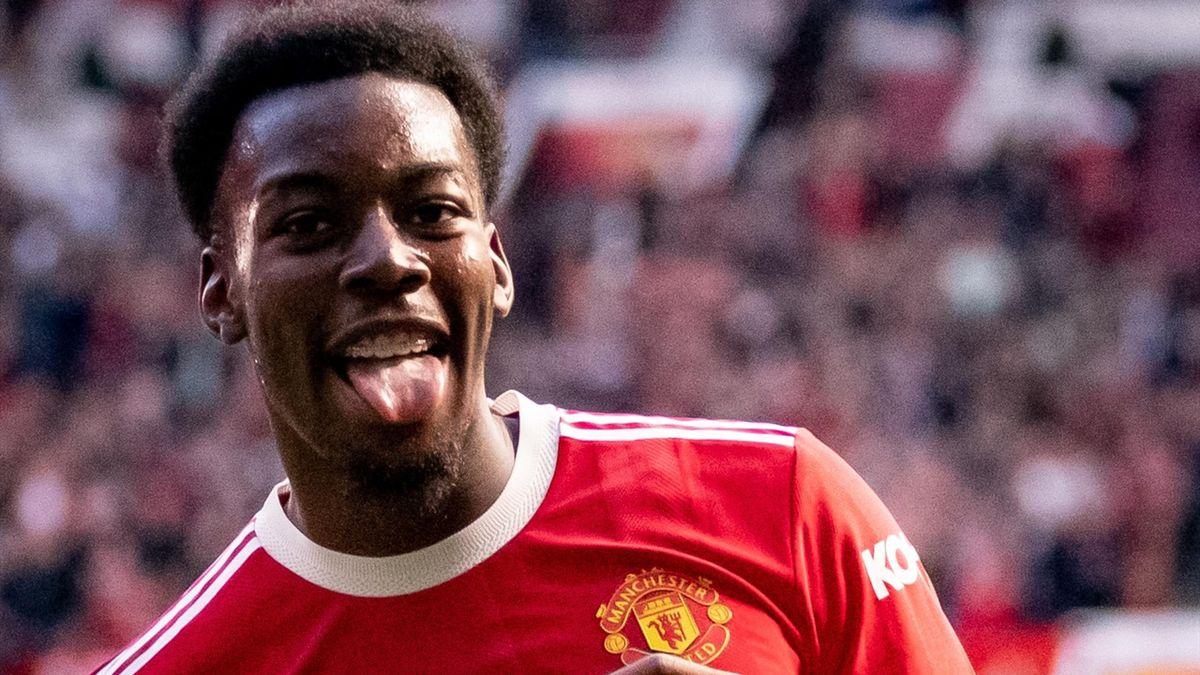 United's 19-year-old winger Elanga