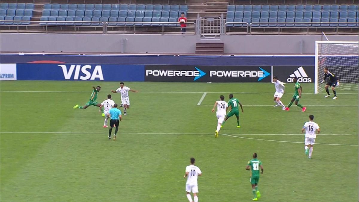 U-20 WCUP : Hlts Zambia vs Iran