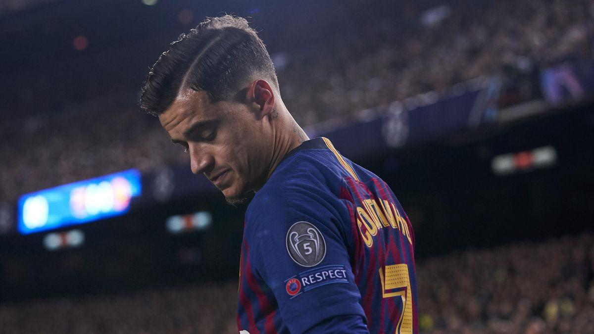 Philippe Coutinho, FC Barcelona