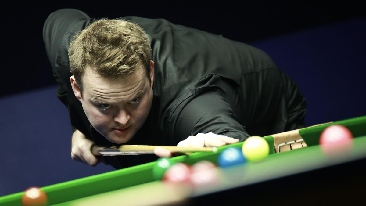 Shaun Murphy in Aktion