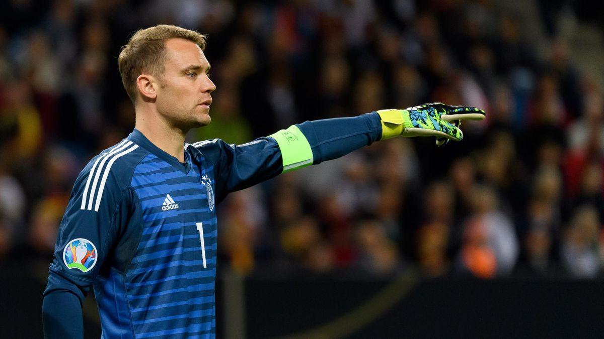 Manuel Neuer soll die DFB-Elf bei der EURO als Kapitän anführen