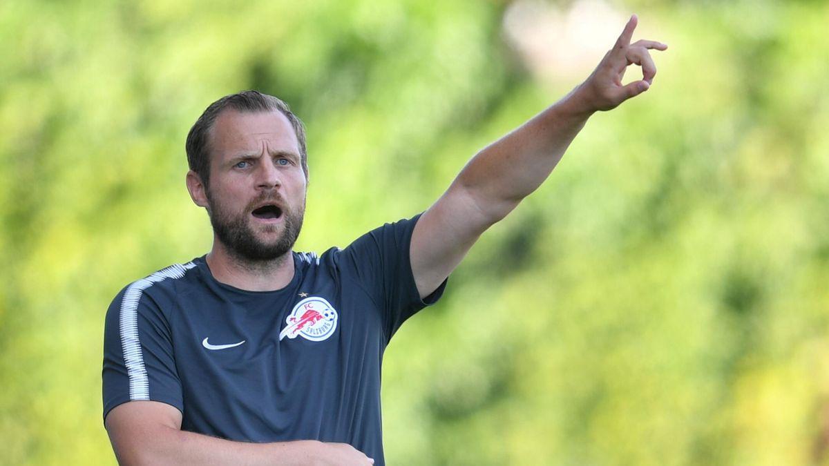 Hat ab sofort beim FSV Mainz 05 an der Seitenlinie das Sagen: Bo Svensson