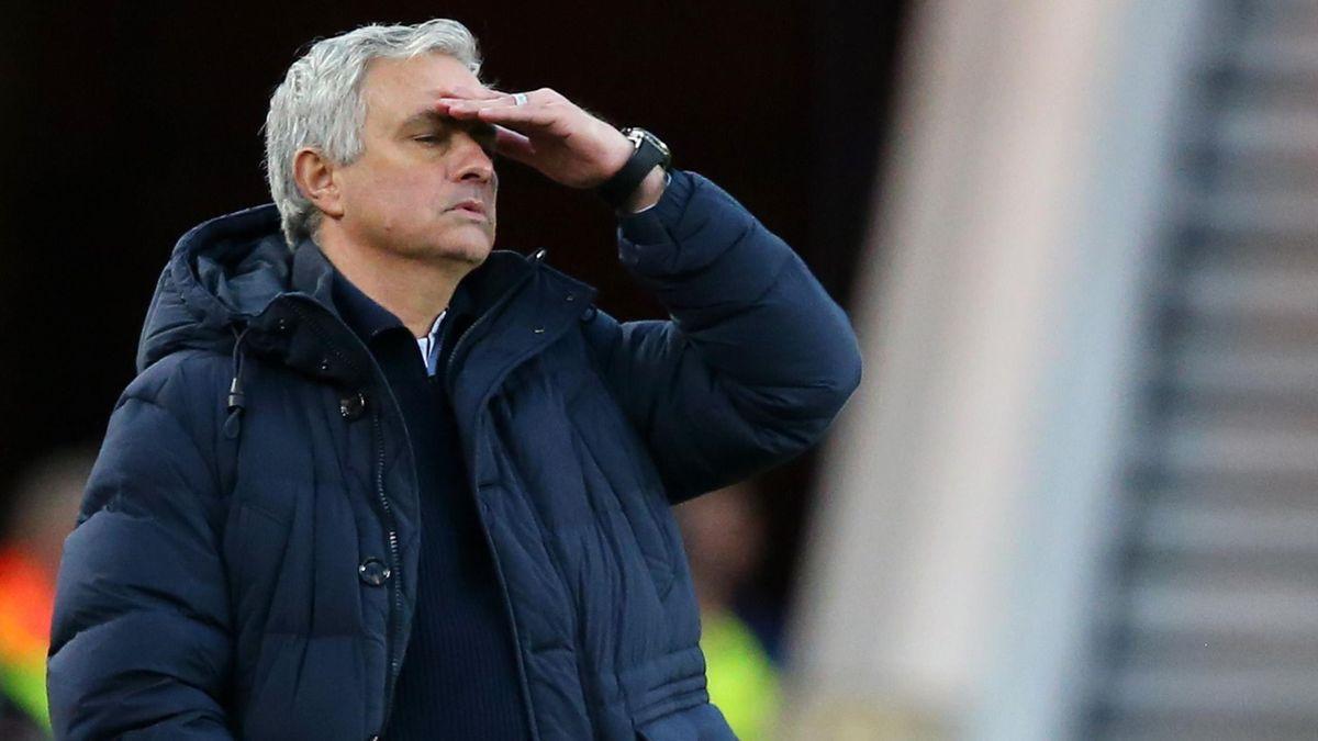 José Mourinho (Trainer Tottenham Hotspur)