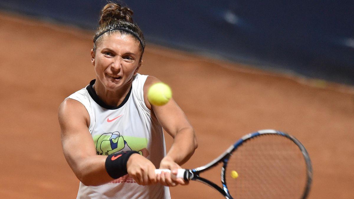 Sara Errani | Tennis | ESP Player Feature
