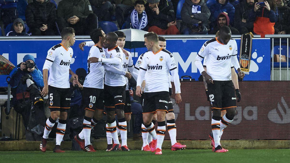 Parejo - Alavés-Valencia - Liga 2019/2020 - Getty Images