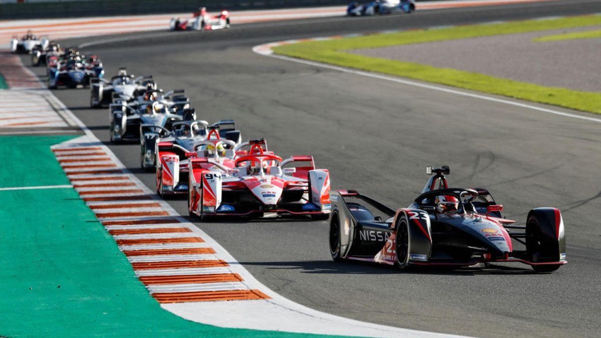 Llega a Eurosport la séptima temporada de Fórmula E