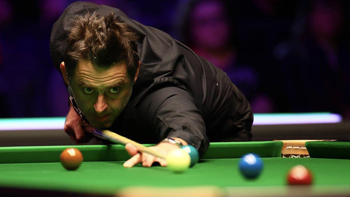 Ronnie O'Sullivan steht im Finale der Players Championship