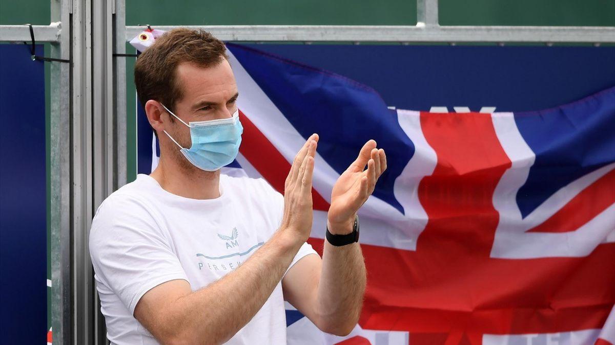 Andy Murray in tijden van corona