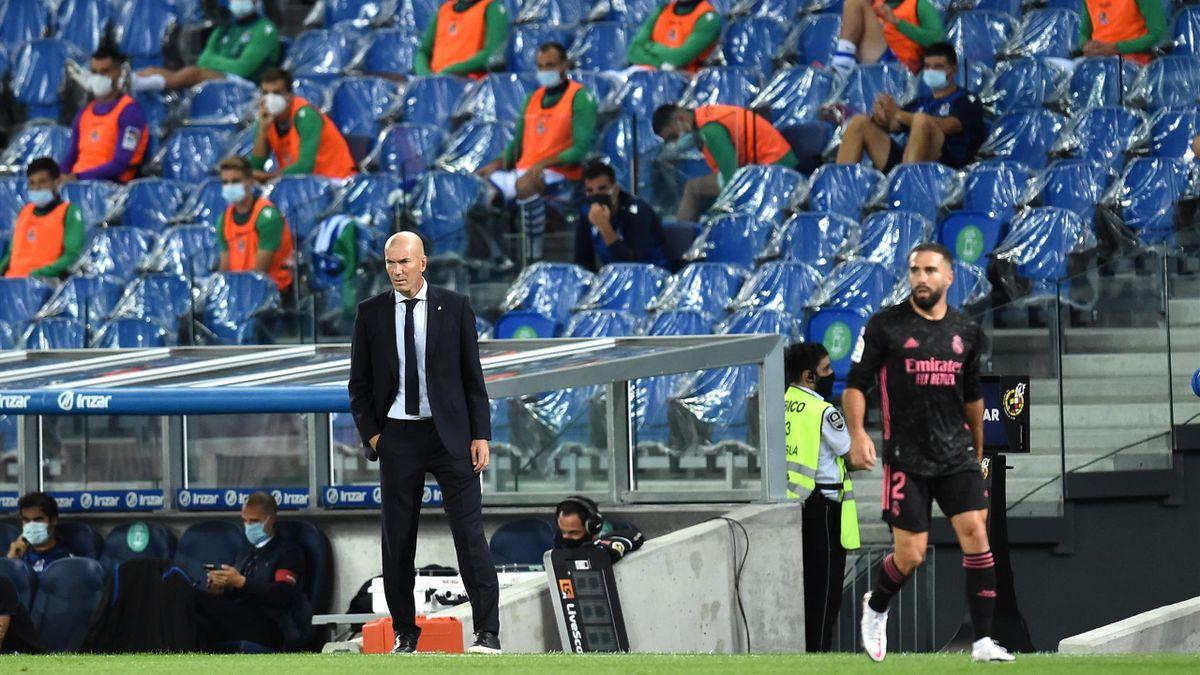 Zinedine Zidane, tehnicianul lui Real Madrid