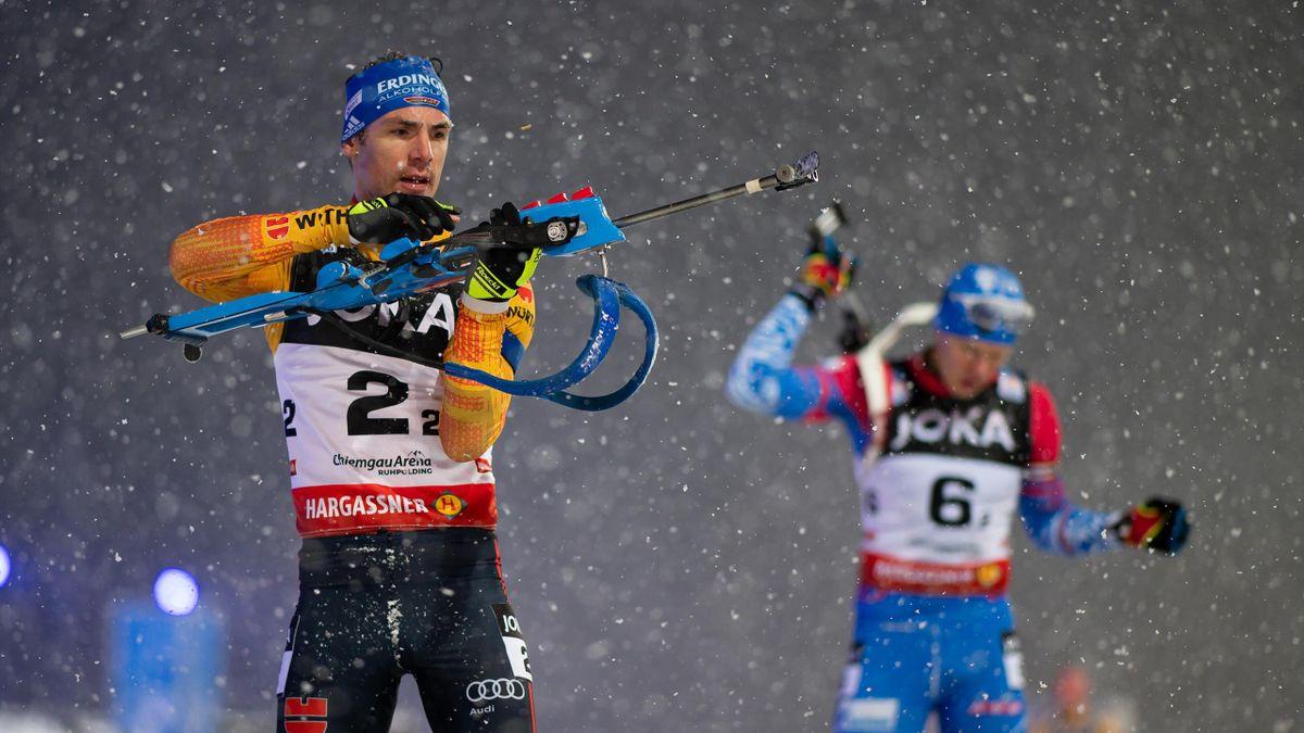 Simon Schempp überzeugte bei der World Team Challenge