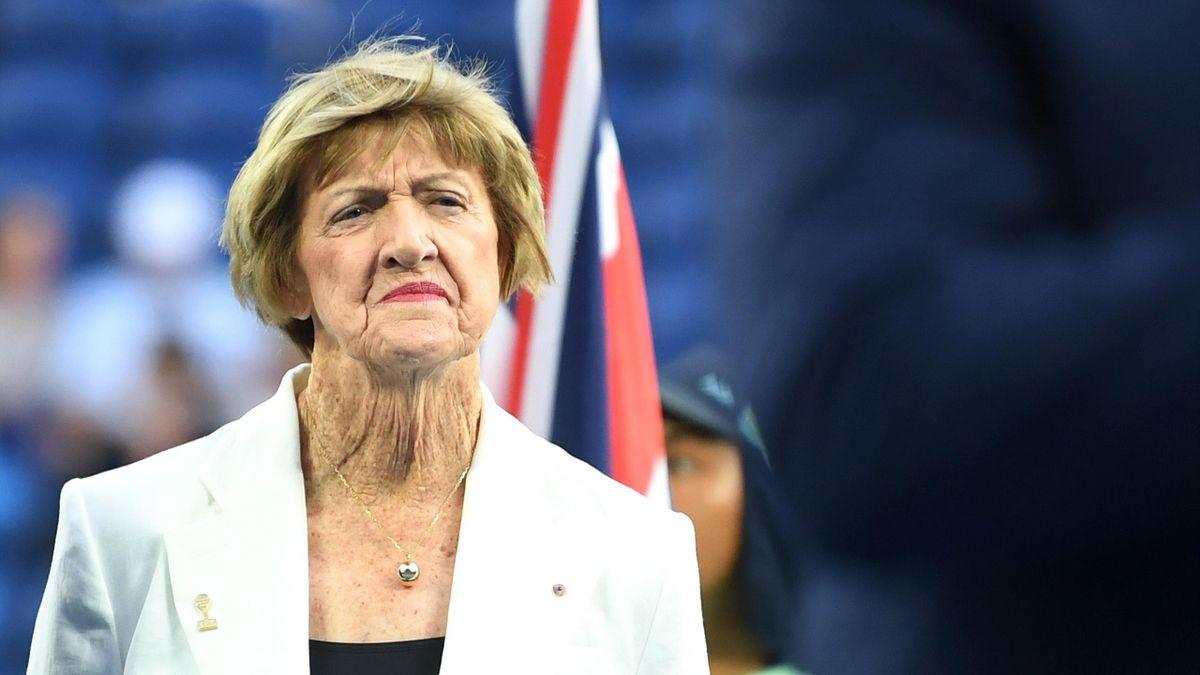 Margaret Court, Grand-Slam-Rekordhalterin