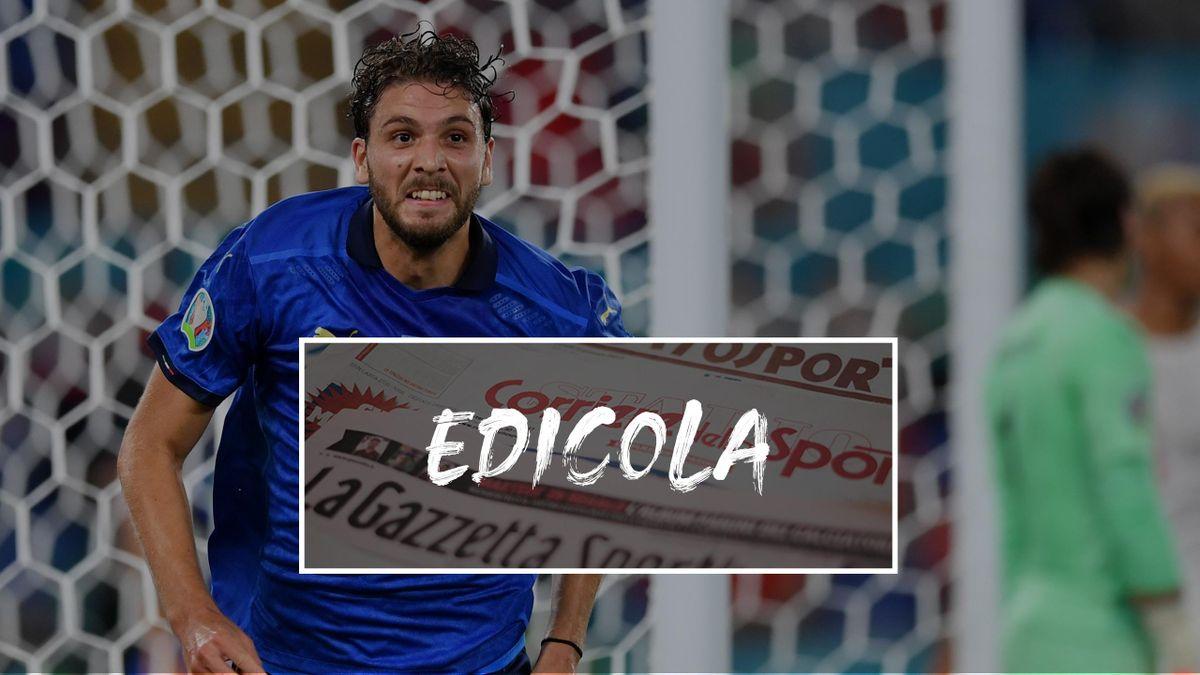 Edicola | Manuel Locatelli