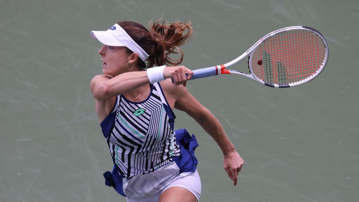 Alizé Cornet - US Open 2020