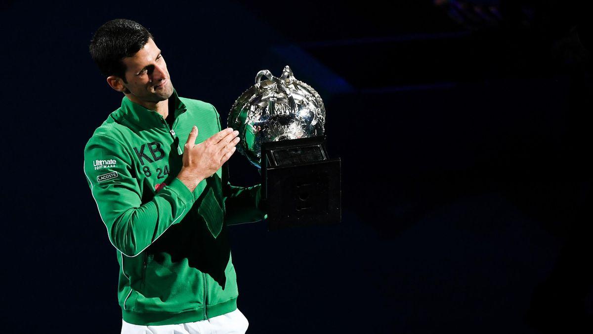 Novak Djokovic gewinnt die Australian Open 2020